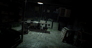 Dulvey Haunted House Safe Room