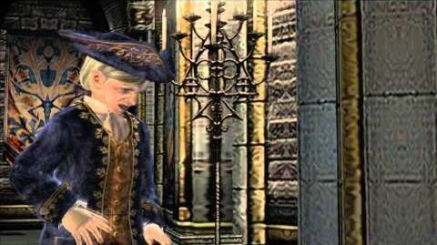 Resident Evil 4 all cutscenes - Chapter 4-4 scene 1