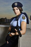 Julia Voth as Jill Valentine 14
