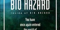 Inside of BIO-HAZARD