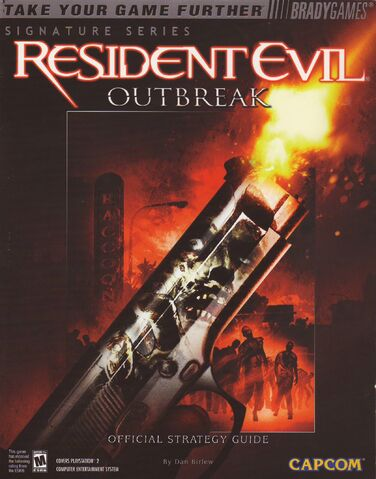 File:Resident Evil Outbreak Official Strategy Guide - front cover.jpg