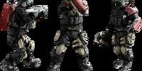 Mercenaries (Umbrella Corps)