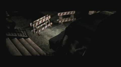Resident Evil Outbreak cutscenes - 21 - Outbreak - Roadblock