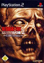Resident Evil Survivor 2 Code: Veronica - PAL 8 Febbraio 2002
