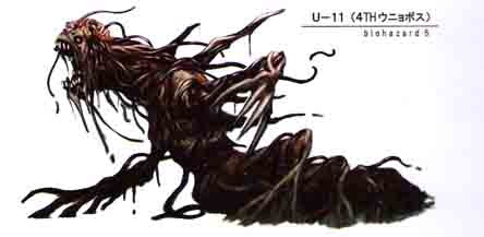 Image - U-9 Final Form.jpg | Resident Evil Wiki | FANDOM powered ...