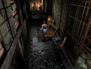 Carlos' first appearence in RE3 (1)