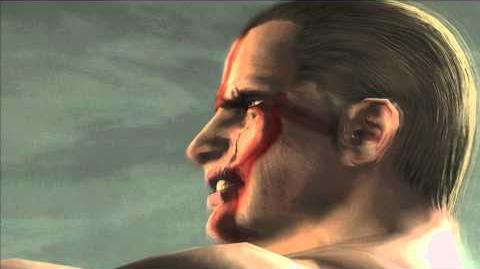 Resident Evil 4 all cutscenes - Chapter 5-3 scene 6