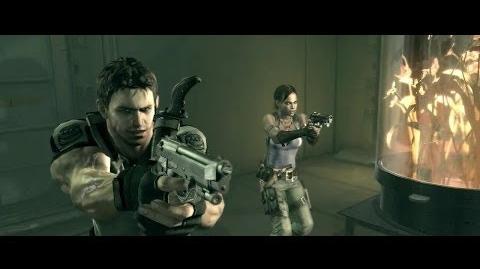 "Resident Evil 5 - Cutscenes 44 ""Medicine"""