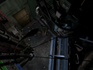 Resident Evil 3 background - Uptown - boulevard n2 - R11E0D