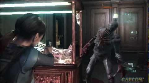 Resident Evil Revelations Unveiled Edition - Raid mode gameplay