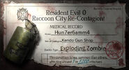 Medical-record-mrhunter6amm4-explodingzombie