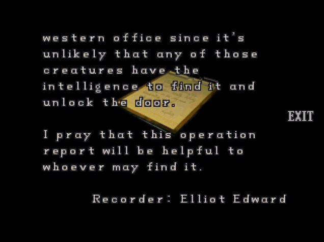 File:RE2 Operation report 2 05.png