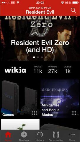 File:Wikia Resident Evil Fan App - iPhone version 2.jpg