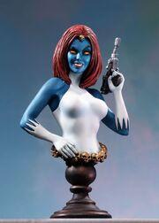 Mystique bust 1