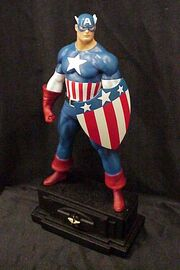 Capt Americal Gold