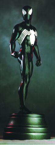 Spiderman black stat @ mini