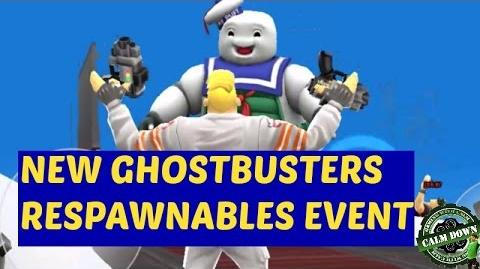 Special Ghostbusters Respawnables Event Quick Preview!