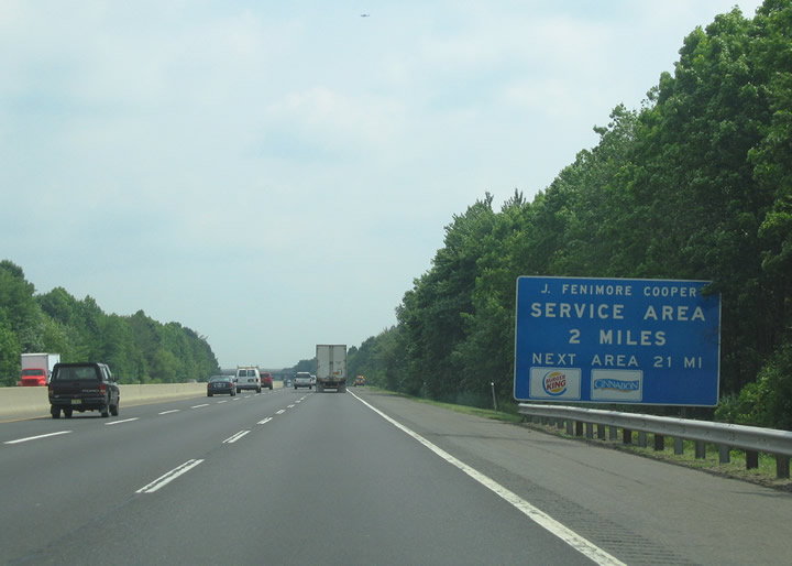 Category New Jersey Rest Stops And Service Plazas