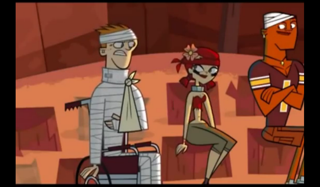 Total Drama Zoey And Dawn: Total Drama: Revenge Of The Island Wiki
