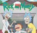 Rick and Morty Issue 3