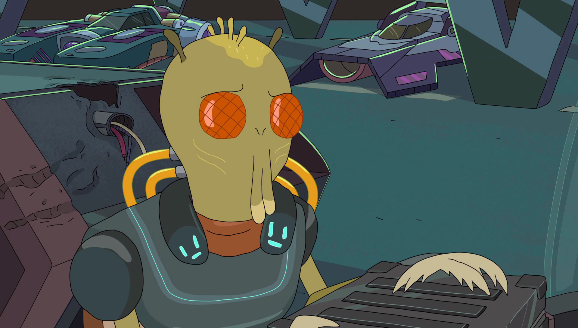 Krombopulos Michael Rick And Morty Wiki Fandom Powered