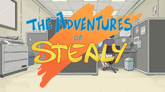 S2e8 Adventures of Stealy