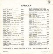 African 90618 CB 1000