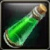 Green Potion Bottle Icon