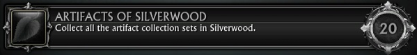 Artifacts of Silverwood