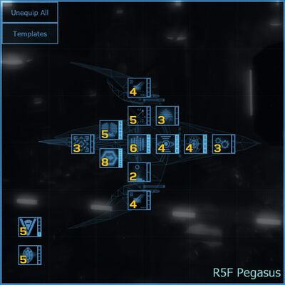 R5F Pegasus blueprint updated