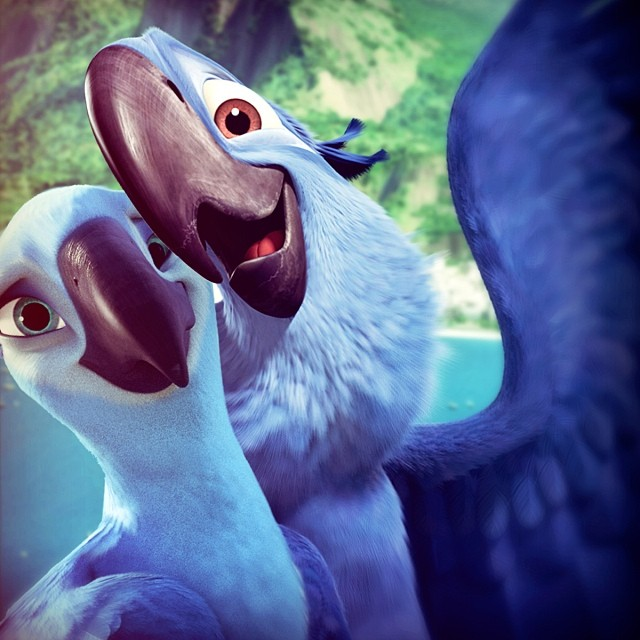 Rio 2' First Full Trailer: Blu Meets Jewel's Father