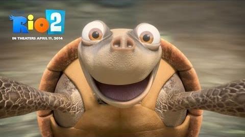 Rio 2 Turtles Audition 20th Century Fox