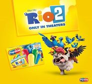 Rio 2 popsicles