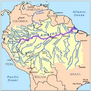 Amazonrivermap