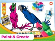 Rio Read & Play app Paint&Create