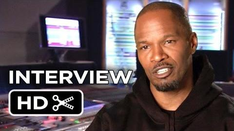 Rio 2 Interview - Jamie Foxx (2014) - Animated Sequel Movie HD