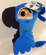 Blu plush toy