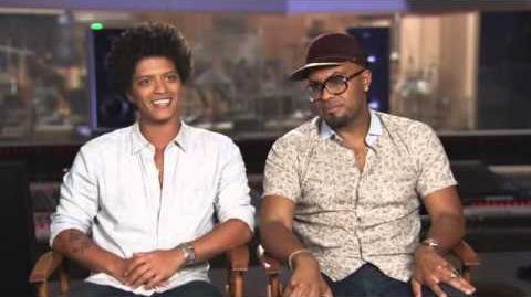 'Rio 2' Bruno Mars & Philip Lawrence Interview