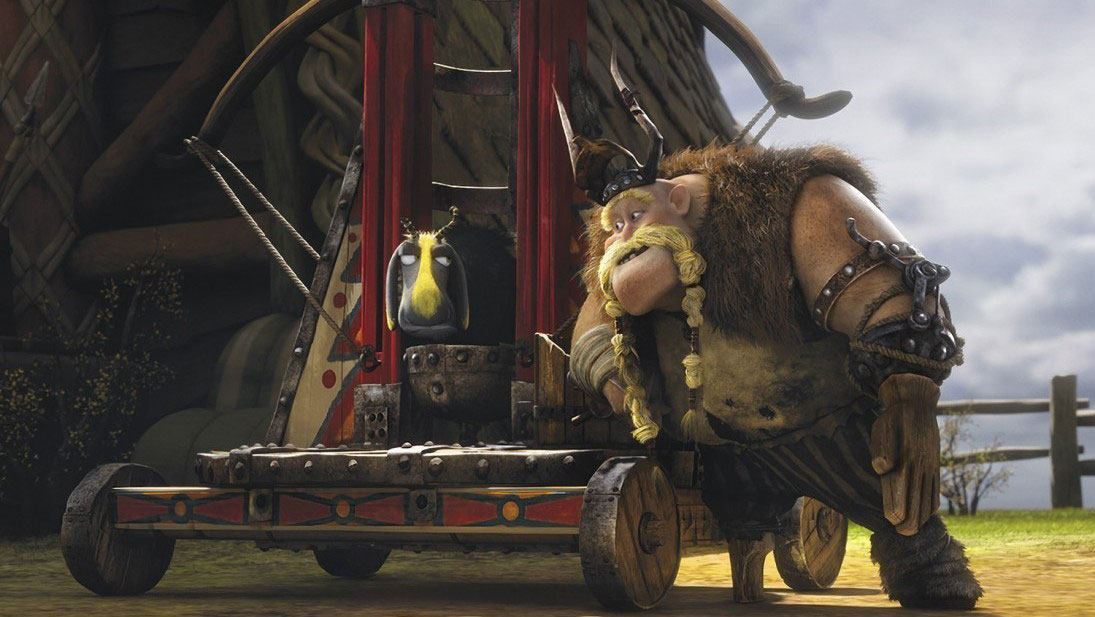 Gobber the Belch  Rise of the Brave Tangled Dragons Wiki  FANDOM