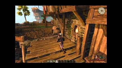 Risen 2 - Legendary Items - Silver Mask