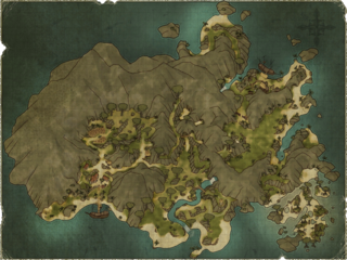 R2 Tacarigua Map