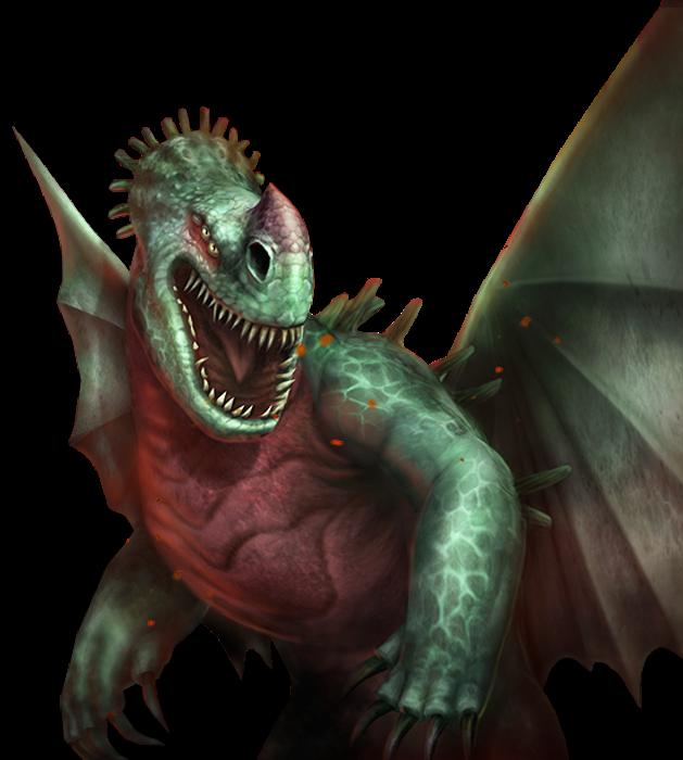Roter Tod Dragons