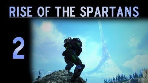 Rise of the Spartans Part 2 (Reach Machinima)