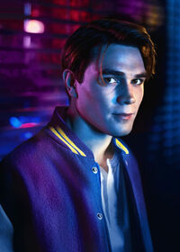 Promotional Photo Archie Andrews