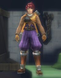 M archer