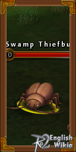 Swamp Thiefbug