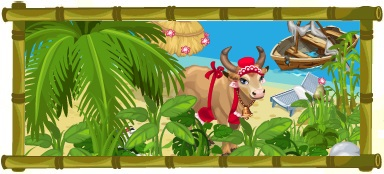 Red Riding Hood Cow - Header