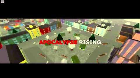 Current Apocalypse Rising Intro