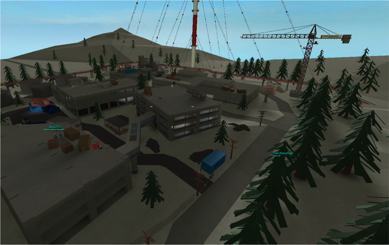 Roblox phantom forces map