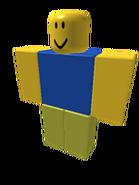 Noob character